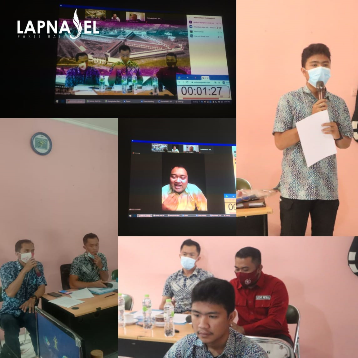Lapas Narkotika Bandung Rekrut 8 orang Konselor Adiksi untuk Rehabilitasi Pecandu Napza